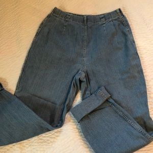 b03e5d1881a6e Women White Stag Elastic Waist Jeans on Poshmark